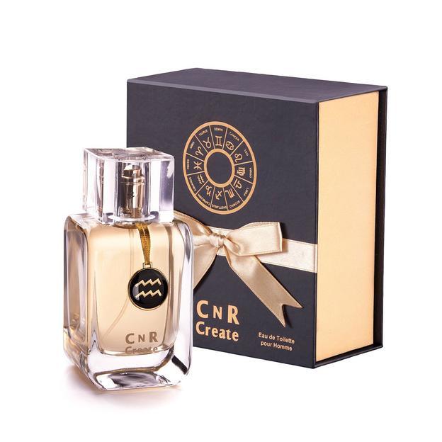 Parfum Signe du Zodiaque Verseau homme