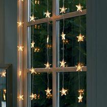 Lichter Sternenkette