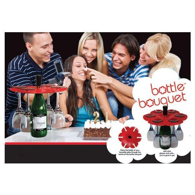 Flaschen Bouquet