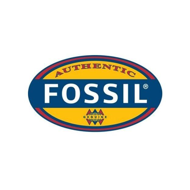 Boucles d'oreilles Fossil en acier inoxydable