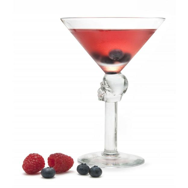 Verres à Martini Crystal Head
