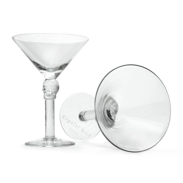 Crystal Head Cocktailglas 4er Set