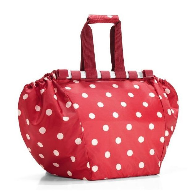 Reisenthel Easyshoppingbag ruby dots