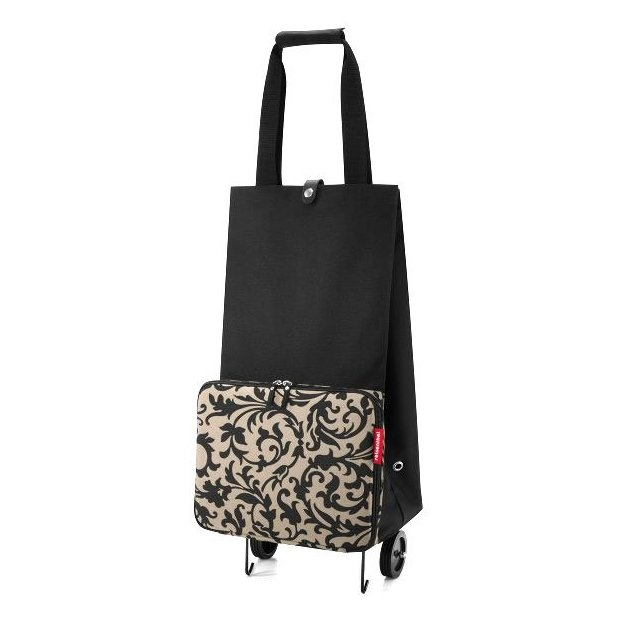 Le Foldabletrolley Reisenthel baroque Taupe
