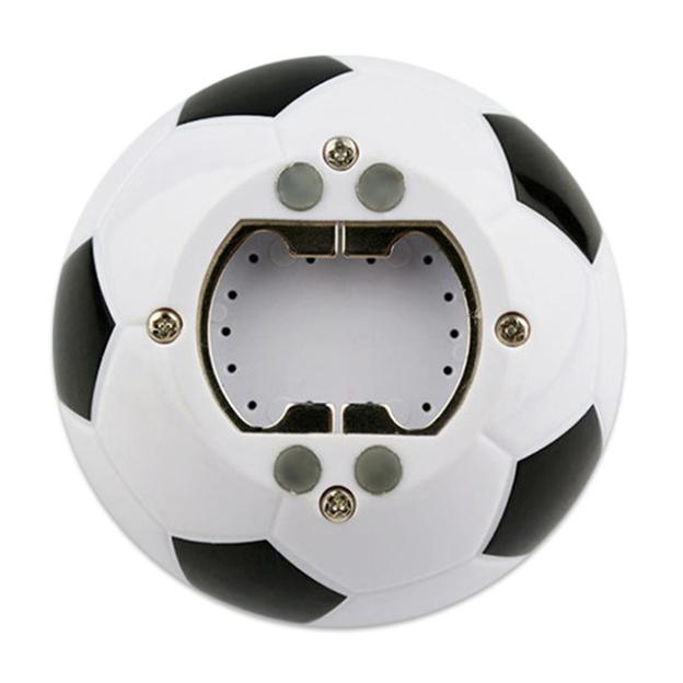 Fussball Flaschenöffner mit Ton