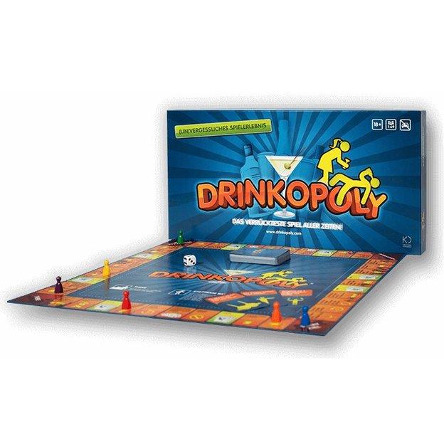 Drinkopoly Partyspiel