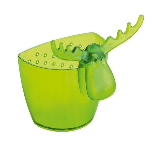 Passoire à thé Rudolf de Koziol vert olive