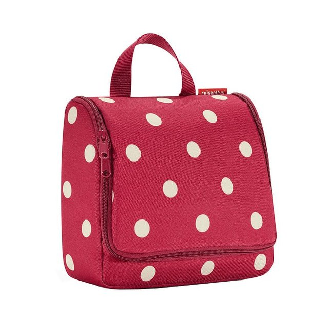Reisenthel Toiletbag ruby dots