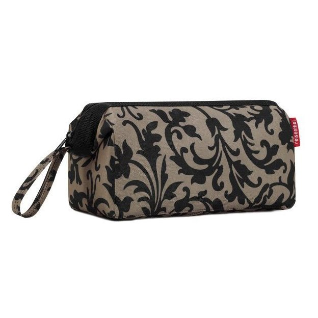 Trousse de maquillage Reisenthel baroque taupe