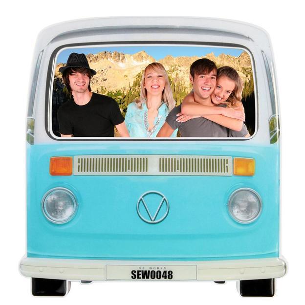 Cadre photo Bus VW Camper