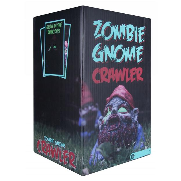 Gartenzwerg Zombie Crawler