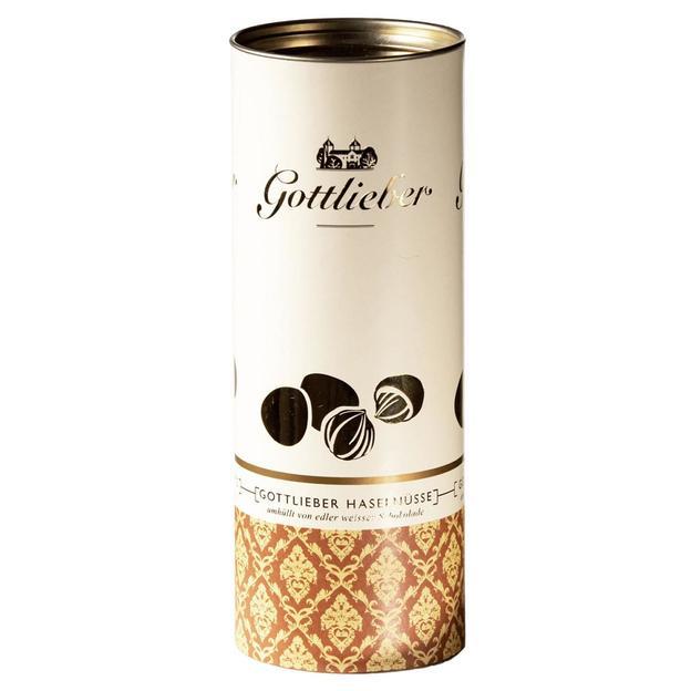 Gottlieber Haselnüsse mit weisser Schokolade