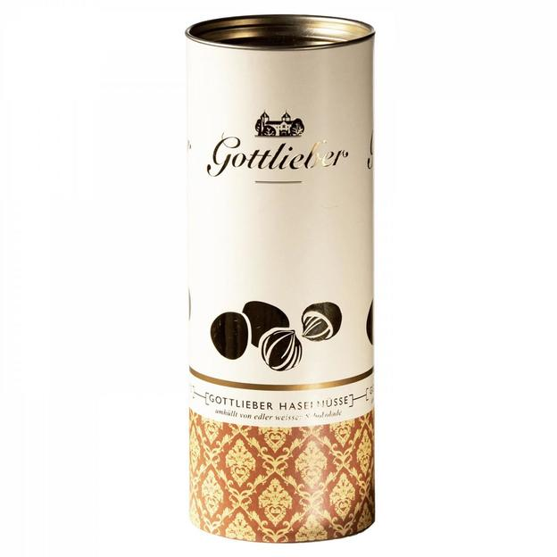 Noisettes au chocolat blanc Gottlieber