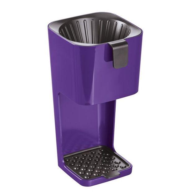 Machine à café UNPLUGGED prune de Koziol