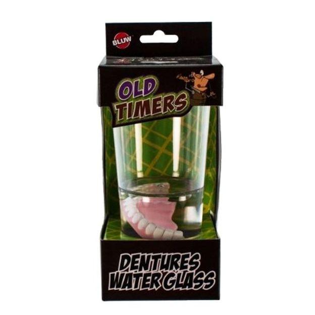Zahnersatz Wasserglas