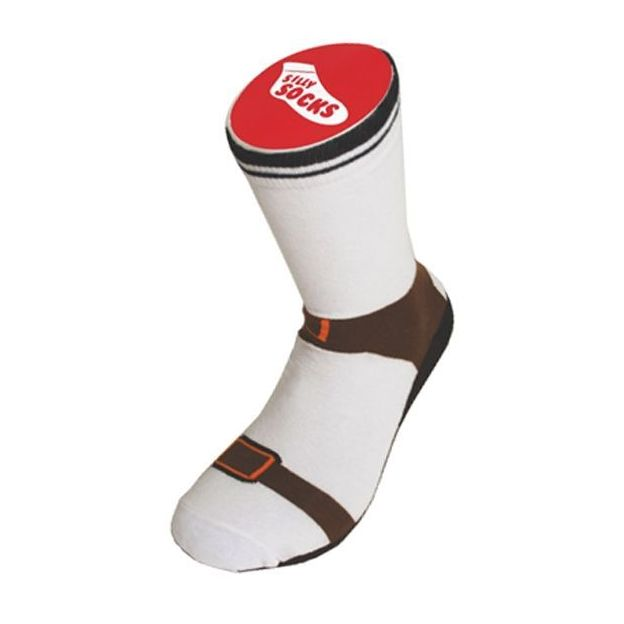 Silly Socks Sandalen