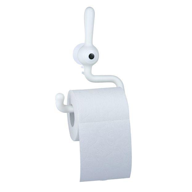 Toilettenpapierhalter Toq weiss von Koziol