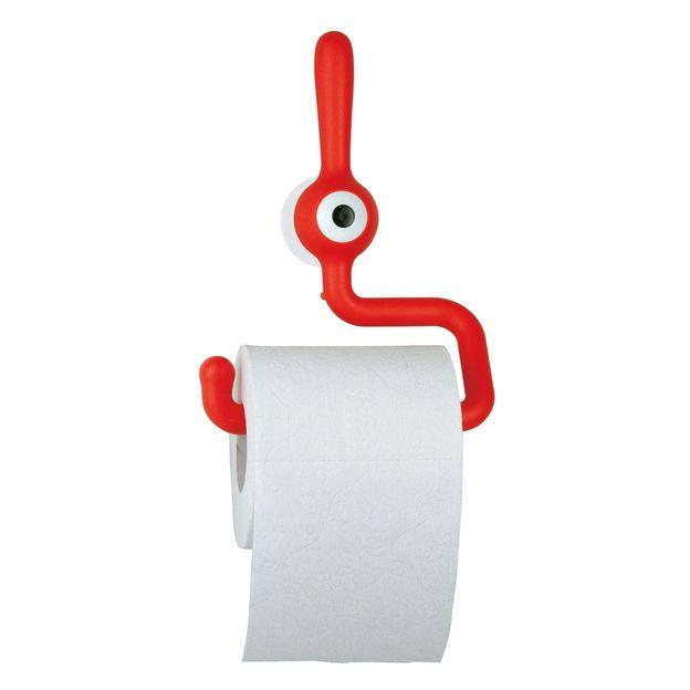 Toilettenpapierhalter Toq strawberry von Koziol
