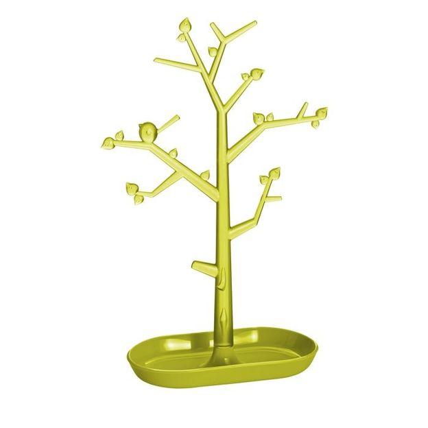 Schmuckbaum Pi:p L senfgrün/olivgrün von Koziol
