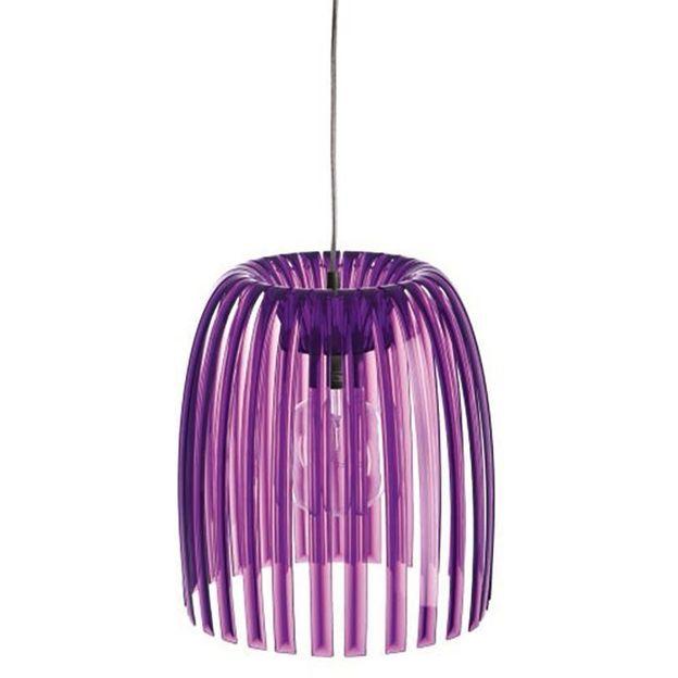 Suspension JOSEPHINE M violette de Koziol