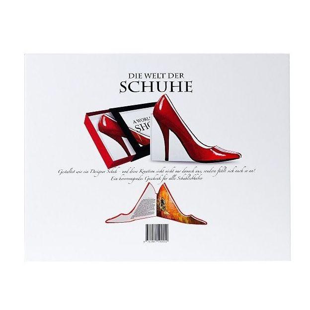 Buch die Welt der Schuhe