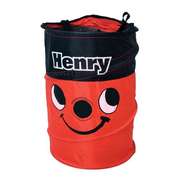 Henry poubelle de voiture
