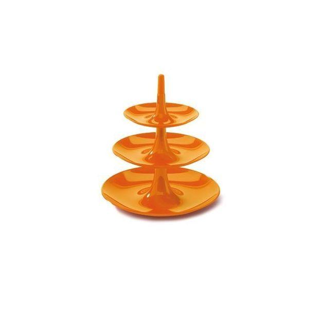 Etagère Babell orange de Koziol
