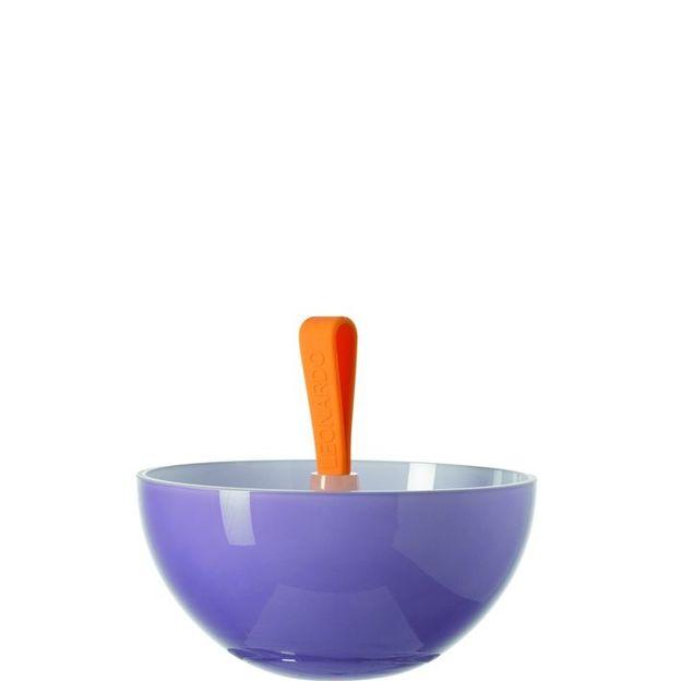 Schale Nico 16.5 cm von Leonardo lila/orange