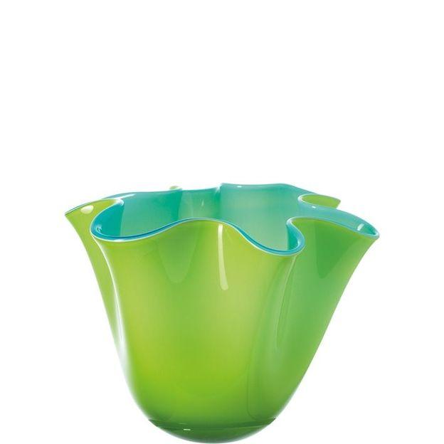 Vase Lia 14.5 cm von Leonardo grün/türkis