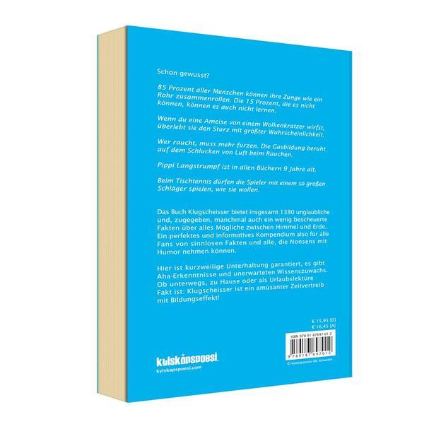 Klugscheisser Buch