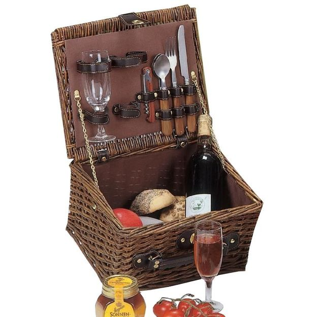 Picknickkorb für 2 Personen Sussex