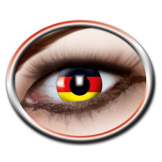 Lentilles fantaisie Allemagne
