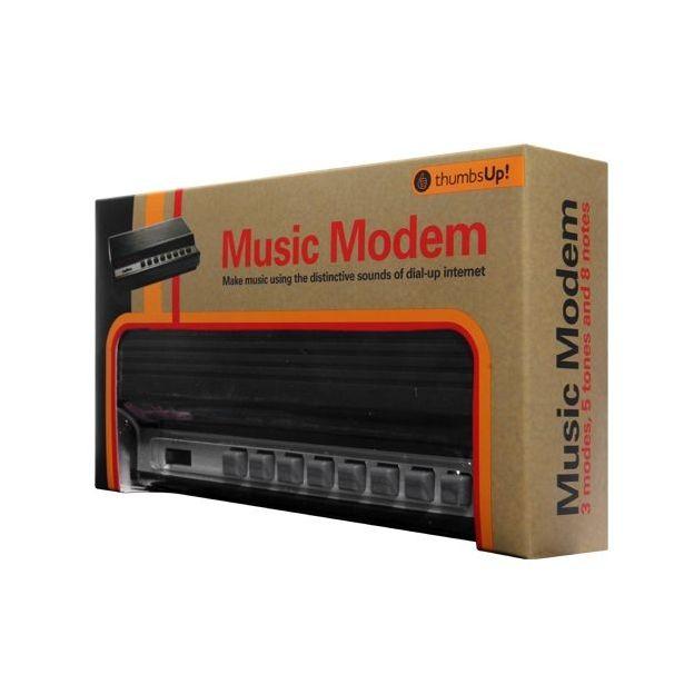 Musik Modem mit Lautsprecher