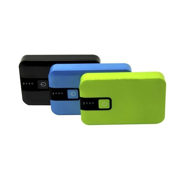 Powerbank SuperStar 10400mAh verte