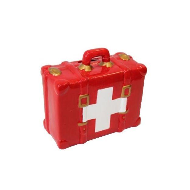 Spardose Reisekoffer Schweiz