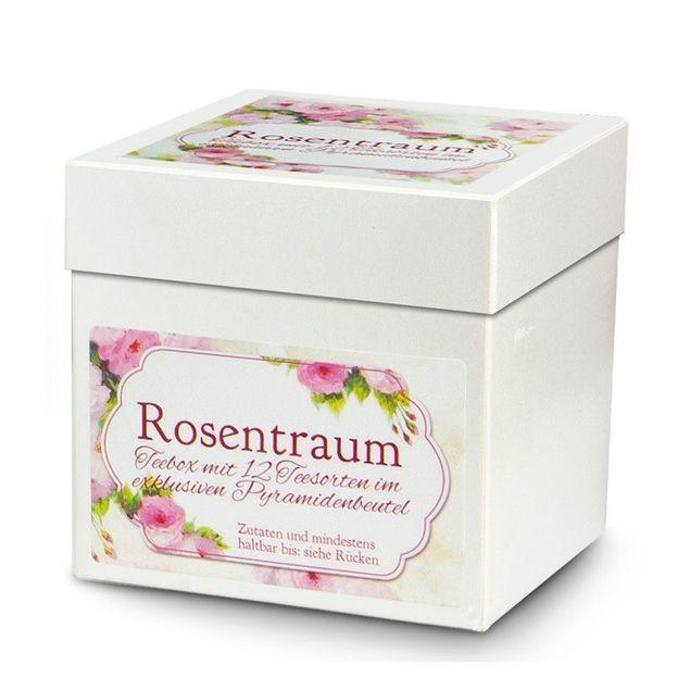 Tee-Set Rosentraum