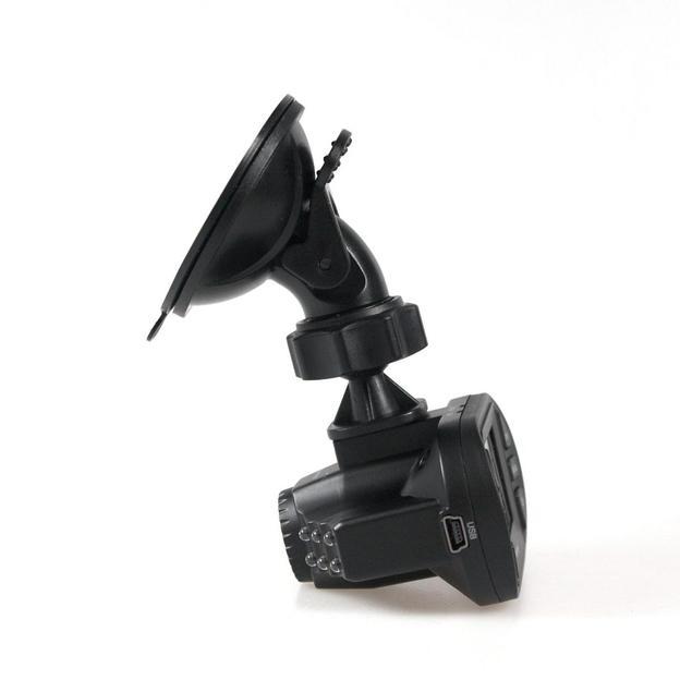 Caméra embarquée Full HD Dashcam