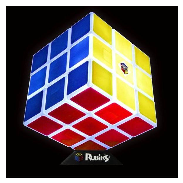 Rubik's Cube Lampe