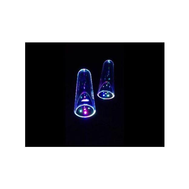LED Wasserfontäne Lautsprecher