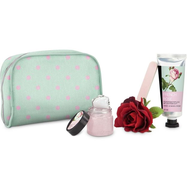 Set beauté des mains French Rose