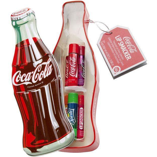 Baume à lèvres Coca Cola Vintage