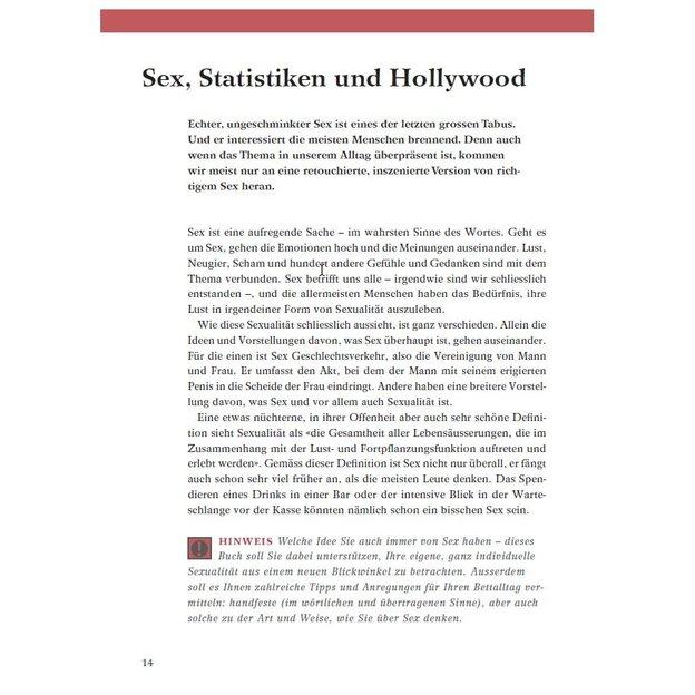 Guter Sex - Ein Ratgeber, der Lust macht