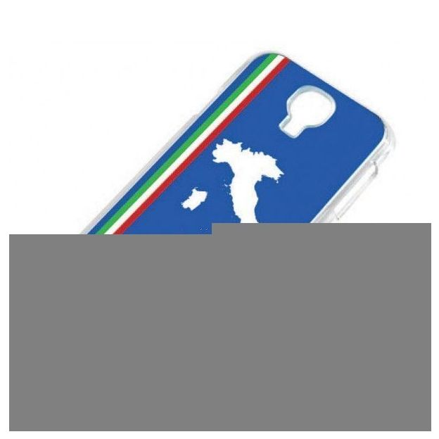 Housse LED Samsung S4 Nations foot Italie