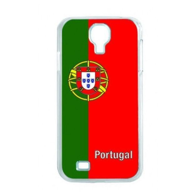 Housse LED Samsung S4 Nations foot Portugal