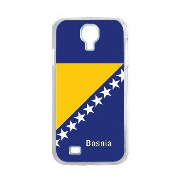 LED Länder Samsung S4 Schutzhülle Bosnien