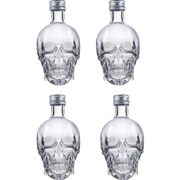 Crystal Head Vodka Shot 50ml 4er Set