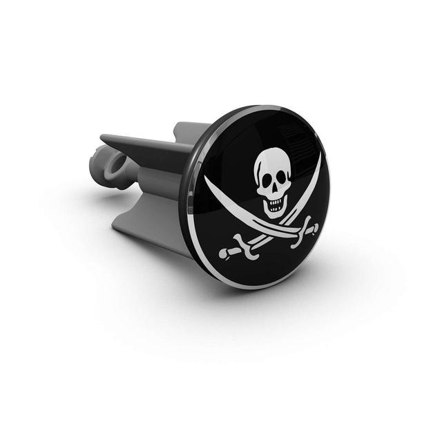 Bouchon d'évier Pirate