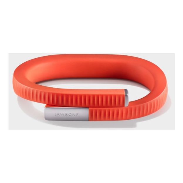 Jawbone UP 24 Bluetooth Fitnessarmband rot, Grösse S