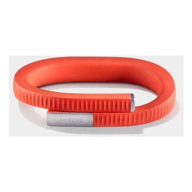 Jawbone UP 24 Bluetooth Fitnessarmband rot/orange, Grösse M