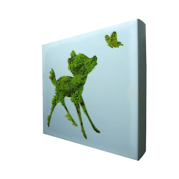 Flowerbox Bambi tableau végétal